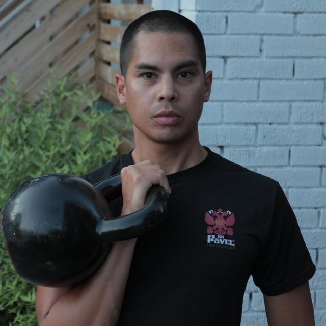 Chris Lopez TT Kettlebell Revolution