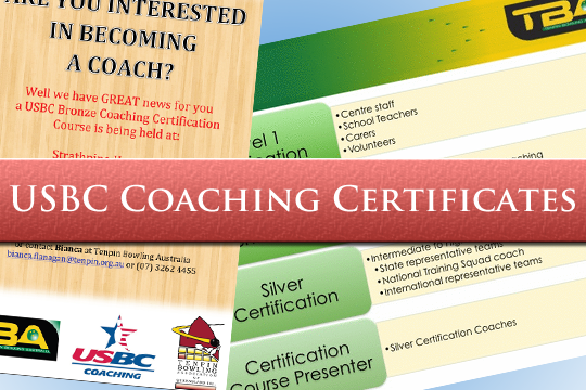 USBC Coaching Courses in Queensland