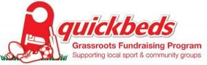quickbeds fundraising logo